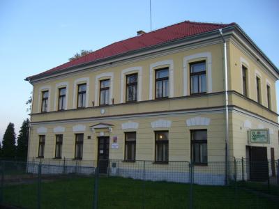 Budova Obecního úřadu a hospody